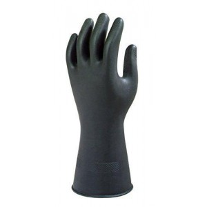 HANDSCHOEN BLACK HEAVYWEIGHT G17K (9.5) XL
