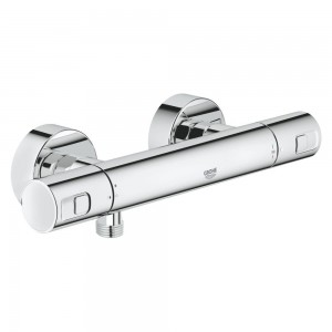 GROHE PRECISION JOY BADTHERMOSTAAT CHROOM 34337000
